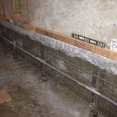 Structural wall repair